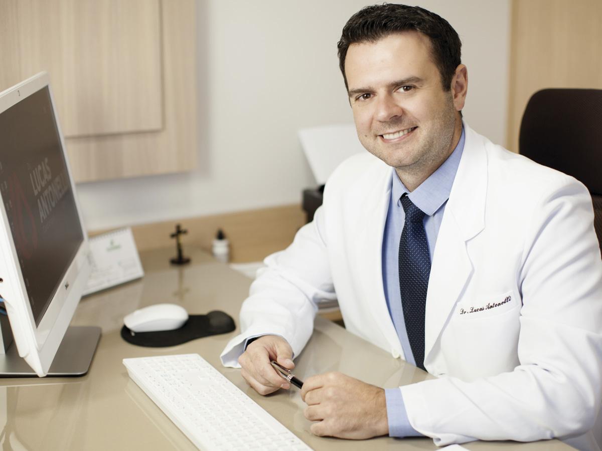Destaque Dr. Lucas Antonelli